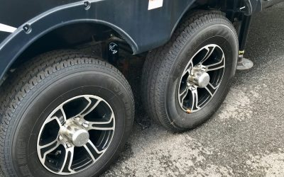 HOW DO I CHECK MY RV TIRES?