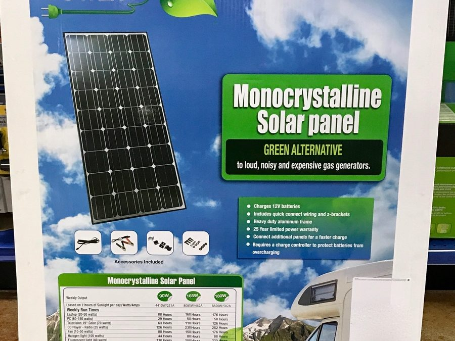 How Does RV Solar Power Work In An RV?