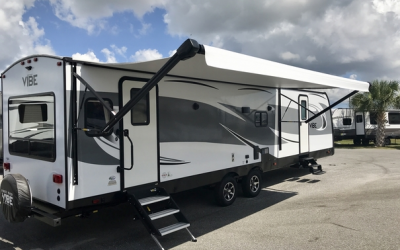 RV Awnings, What are the Benefits?
