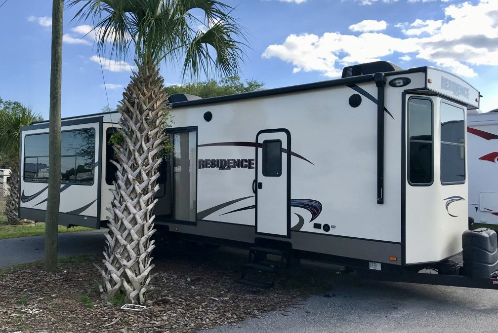 What Are The Top 10 Questions About Living In An RV?