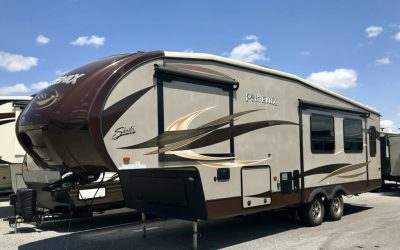 Fifth Wheel RV Checklist